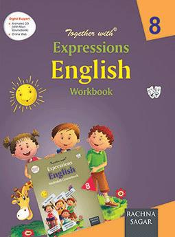 Together With Expressions English Work Book for Class 8