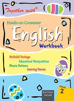 Together With Hands on Grammar English Work Book for Class 2