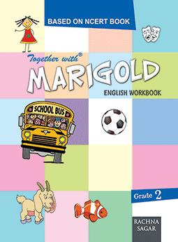 Together With Marigold English Work Book for Class 2