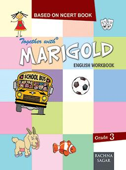 Together With Marigold English Work Book for Class 3