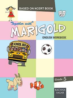 Together With Marigold English Work Book for Class 5