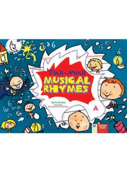 Together With Tini Mini Musical Rhymes A for Class Nursery