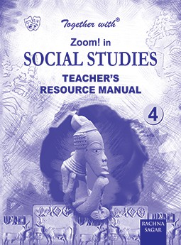 Together with Zoom In Social Studies Solution/TRM for Class 4